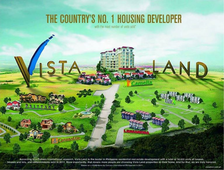 Strong Sales Boost Vista Lands 2013 Earnings Crown Asia