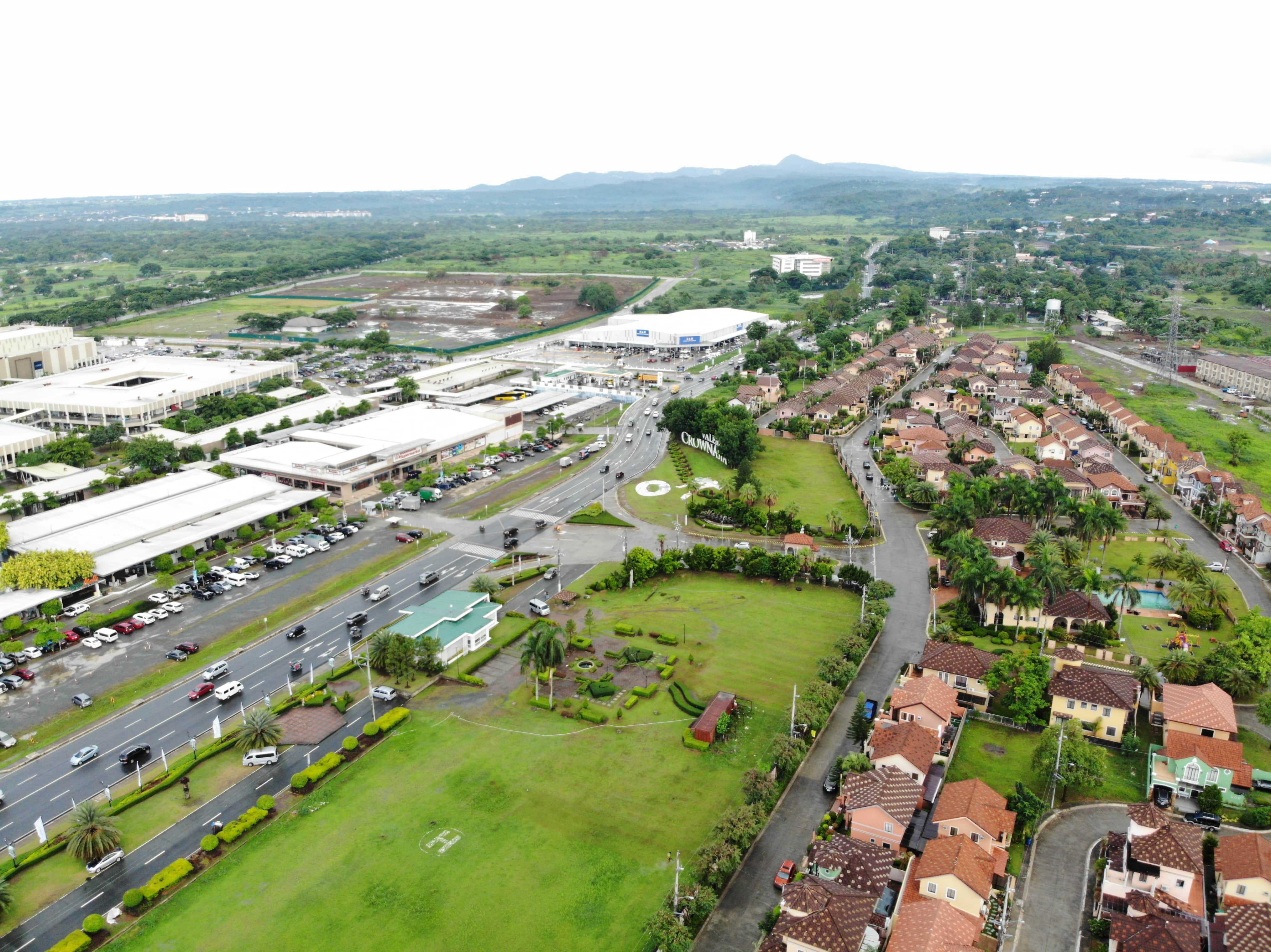 Crown Asia Philippines Aerial Location Valenza 2 min