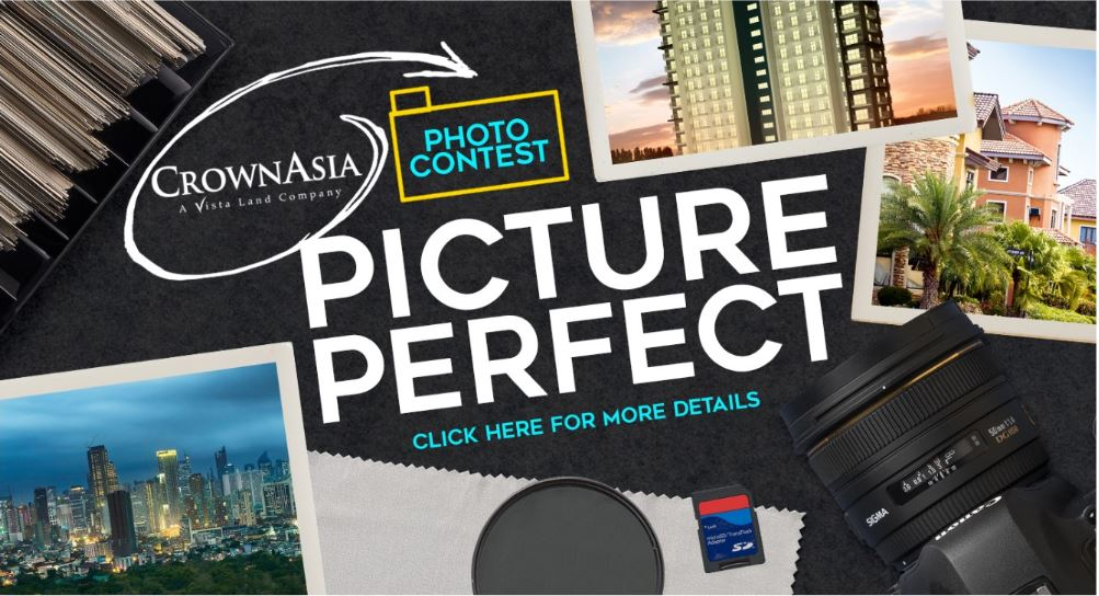 CROWN ASIA PICTURE PERFECT Photo Contest Crown Asia