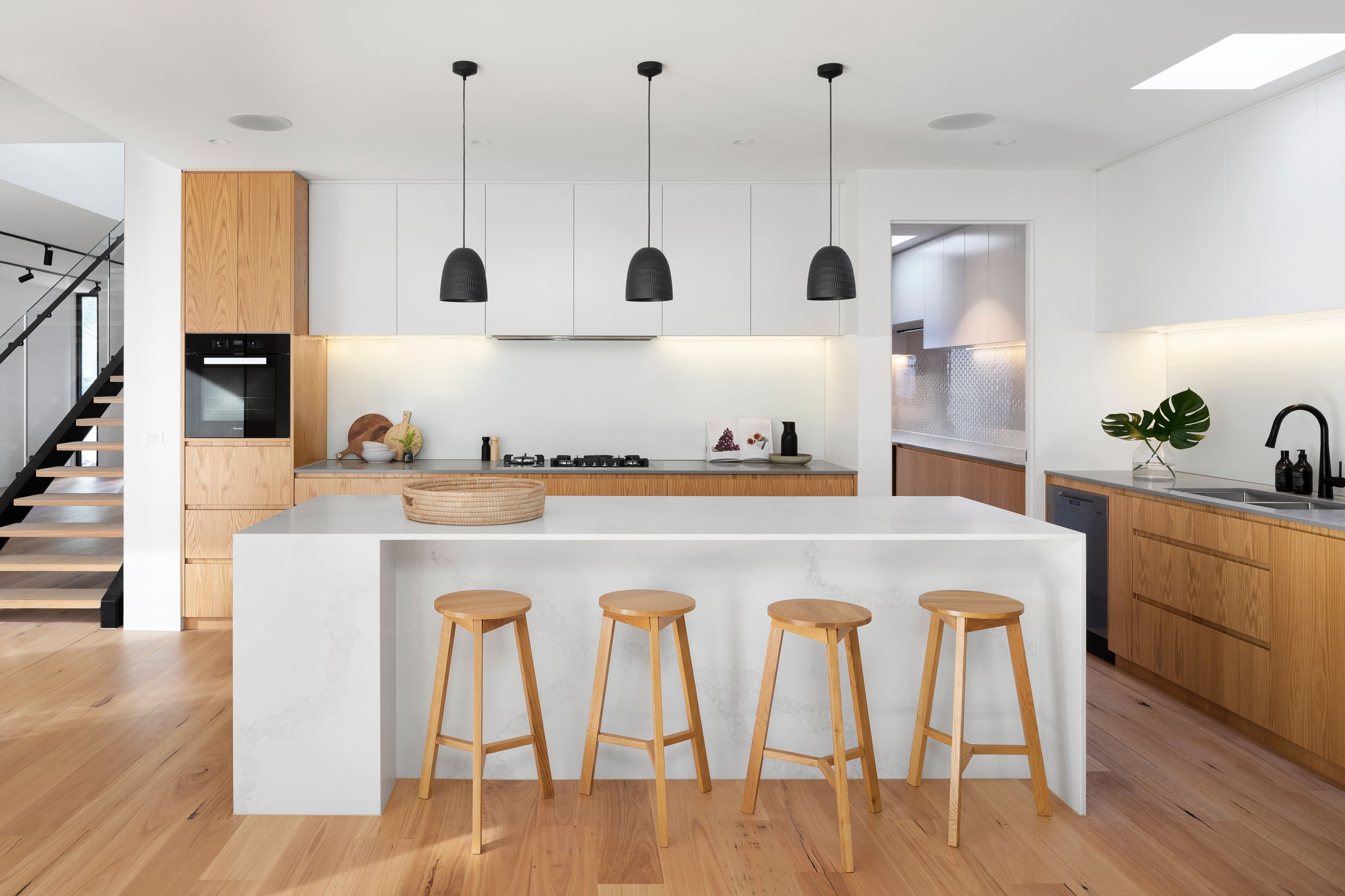 Kitchen design House and Lot in Cavite
